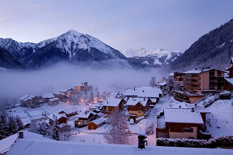 Альпы Франция