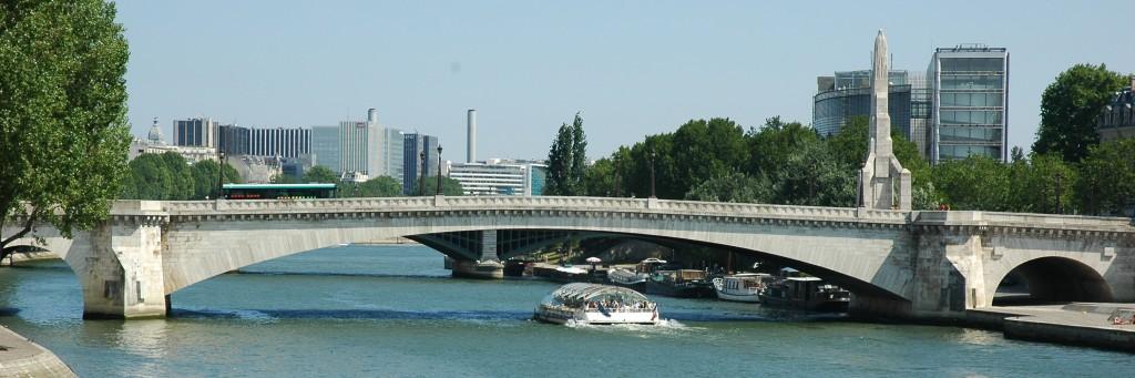 Мост Турнель Париж