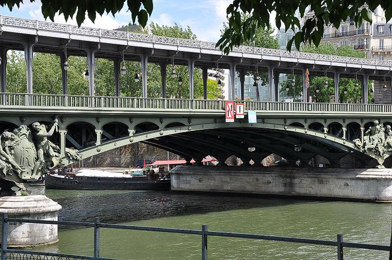 Двухуровневый мост Бир-Акейм