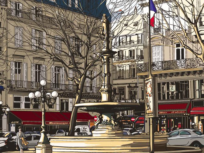 Музей Париж